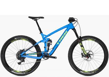 Велосипед Trek Slash 9.8 27.5 (2016)