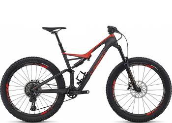 Велосипед Specialized S-Works Stumpjumper FSR 6Fattie (2017)