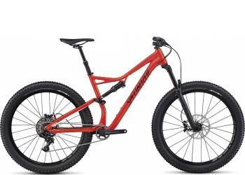 Велосипед Specialized Stumpjumper FSR Comp 6Fattie (2017)