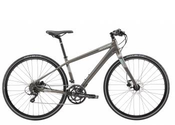 Велосипед Cannondale QUICK 3 DISC WOMEN'S (2018)