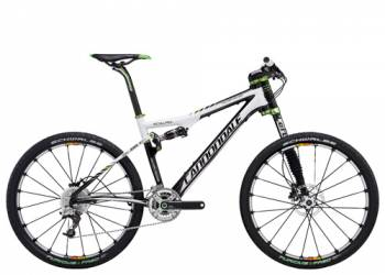 Велосипед Cannondale Scalpel Team (2012)