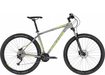 "Велосипед Kellys SPIDER 70 GREY LIME 29"" (2020)"