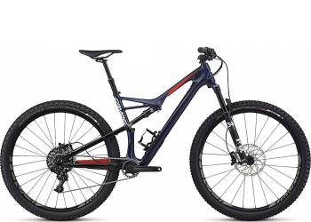 Велосипед Specialized Camber Expert Carbon 29 (2017)