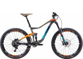 Велосипед Giant Trance Advanced 2 (2017)