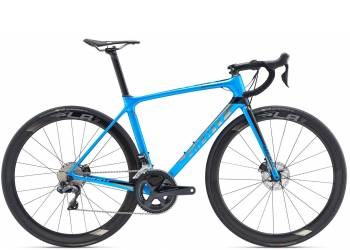 Велосипед Giant TCR Advanced Pro 0 Disc (2019)