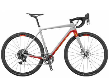 Велосипед SCOTT ADDICT GRAVEL 10 DISC BIKE (2017)
